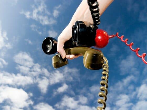 Telefoneren vanuit de Cloud