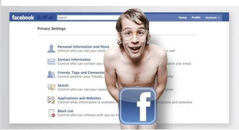 Facebook & the naked truth
