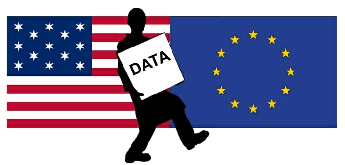 No Data outside the EU