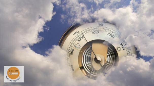 De Belgium Cloud Barometer – Editie2017