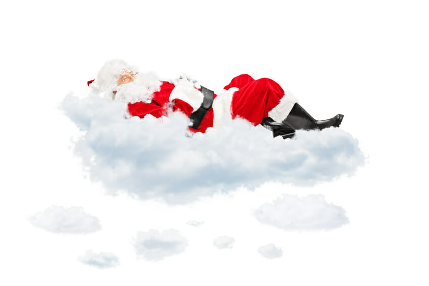 All we want for Christmas is .…. Cloud solutions.