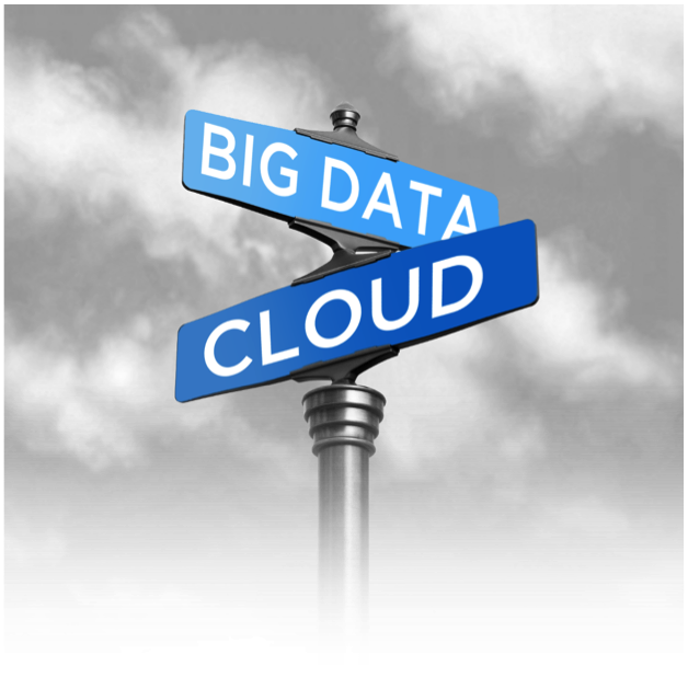 It's all about BIG DATA and reaching out to the Cloud