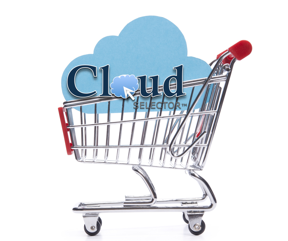 Cloud Selector Web Shop