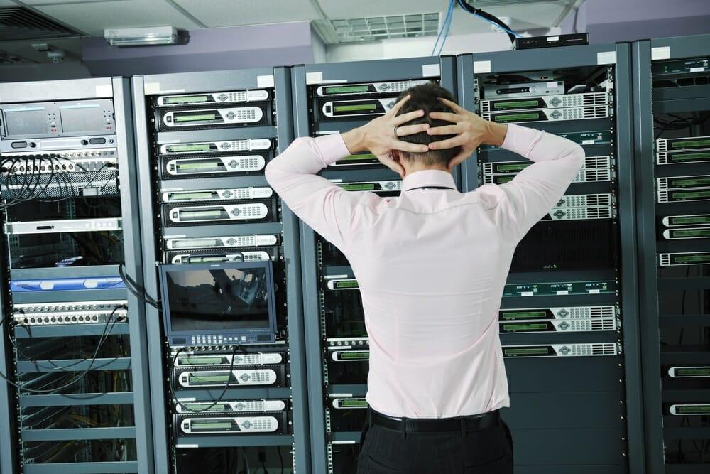Datacenter nightmare