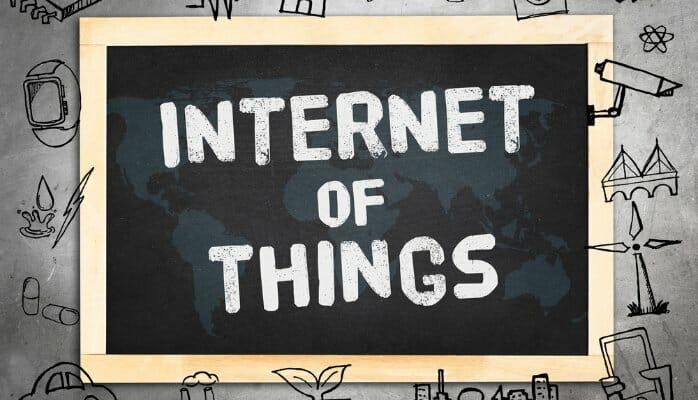 Het Internet der dingen komt steeds dichterbij