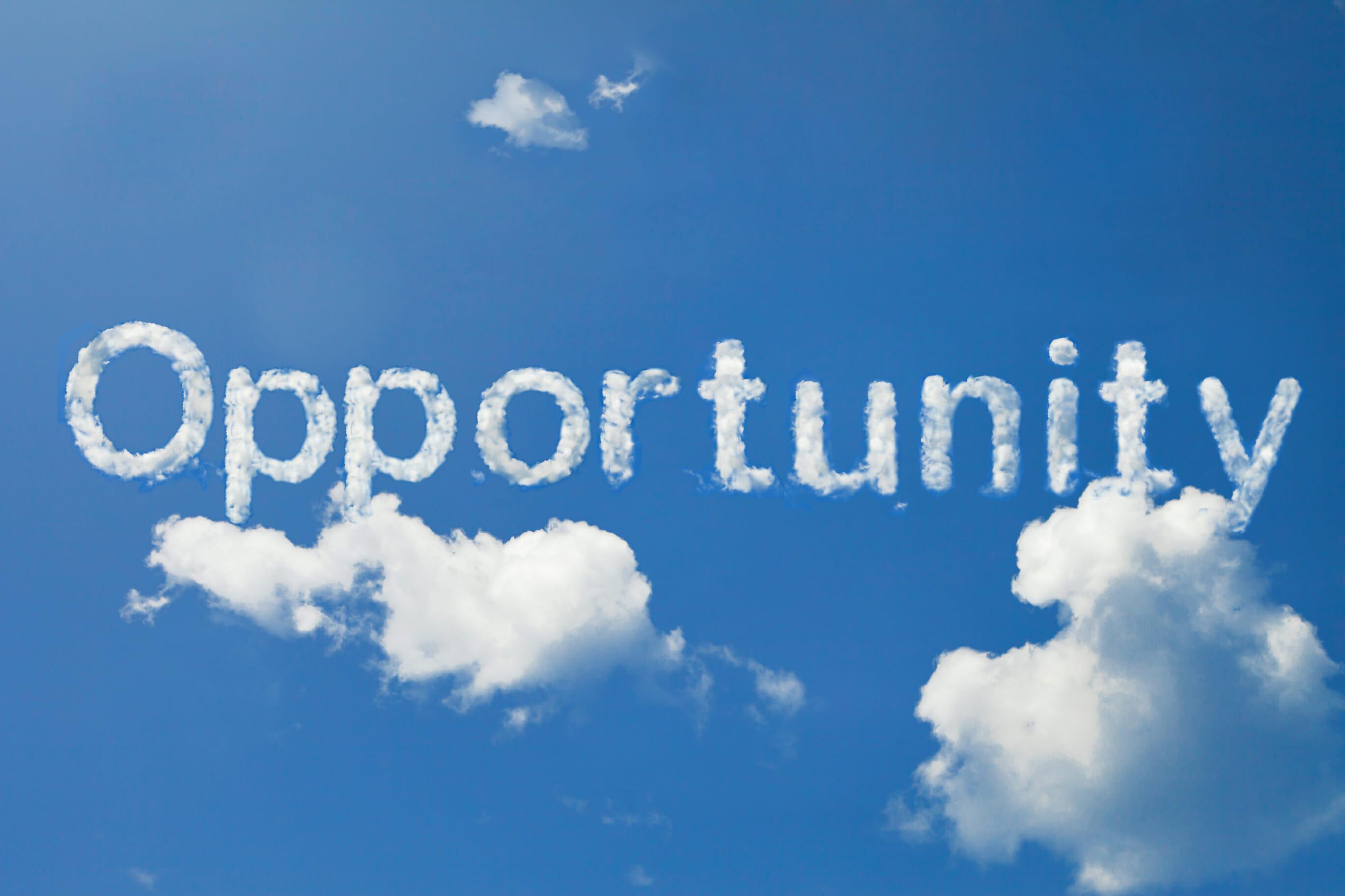 Cloud biedt ook in België nieuwe kansen.