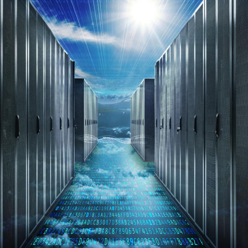 Datacenters als uw digitale poort naar de Cloud