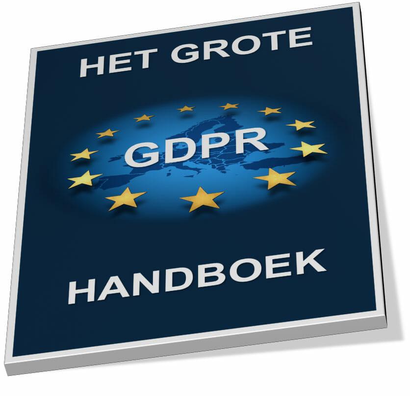 Het Grote GPDR Handboek